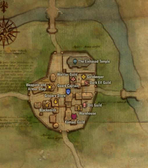 Town of Gludio